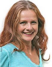 Claudia Götter - Yogalehrerin