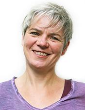 Irene Drexl - Yogalehrerin
